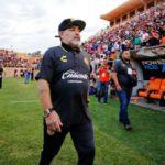 """Maradona: """"Yo no tengo presión, tengo la olla llena"""""""