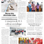 Edición impresa del 21 de octubre del 2018