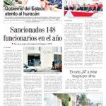 Edición impresa del 24 de octubre del 2018