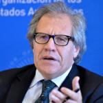 """Almagro recibe propuestas de """"democracia"""" de opositores de Nicaragua"""