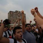 Alumnos denuncian ataque a una portavoz de movimiento estudiantil de la UNAM
