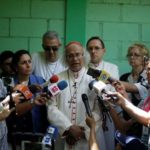 Arzobispo de Managua pide a Romero intercesión en conflicto de Nicaragua