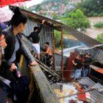 Autoridades de Honduras mantienen alertas amarilla y verde por las lluvias