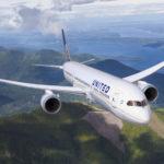 Boeing anuncia un pedido de United Airlines de nueve 787 Dreamliner