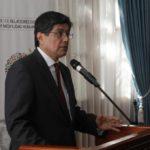 Canciller de Ecuador tratará el viernes con jefe de Acnur el éxodo venezolano