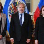 Cancilleres de Ecuador y Colombia repasan agenda previo a gabinete bilateral
