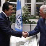 China expulsa del órgano consultivo del PCCh al exjefe de Interpol detenido