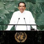 Crece la crisis política en Sri Lanka tras la suspensión del Parlamento