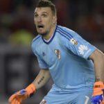 Distensión muscular deja a portero Franco Armani fuera de selección Argentina