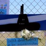 Dos nuevos contactos avivan la búsqueda del submarino argentino desaparecido