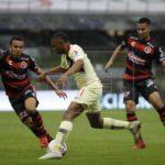 El América golea al Tijuana y se convierte en el nuevo líder del Apertura