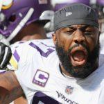 Griffen regresa el miércoles a las actividades de los Vikings