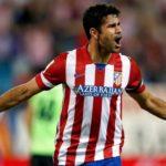 Diego Costa pasó pruebas y tiene una lesión muscular en el muslo izquierdo
