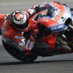 El piloto español Jorge Lorenzo no disputará el GP de Tailandia de MotoGP