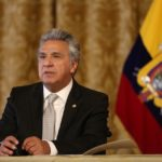 El presidente de Ecuador llama a empresarios a invertir en su país