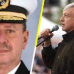 El presidente electo de México nombra a su futuro secretario de Marina