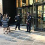 Evacúan el edificio Time Warner en Nueva York por paquete sospechoso