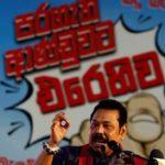 Expresidente Rajapaksa es nombrado por sorpresa primer ministro de Sri Lanka