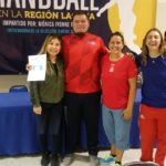 Buenos dividendos deja capacitación de Handball