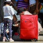 Inmigrantes centroamericanos desbordan albergues de Nuevo México y Arizona