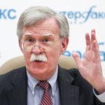 Bolton habla con el líder azerbaiyano sobre la forma de contener a Irán