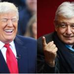 """López Obrador anticipa que llevara """"buena relación"""" con Donald Trump"""