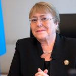 """Bachelet: """"No se puede imaginar dos ganadores del Nobel que lo merezcan más"""""""