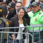 La suerte de Keiko Fujimori aún se conocerá dentro de unos días