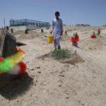 Mueren 4 civiles y 10 talibanes en bombardeos de las Fuerzas Aéreas afganas