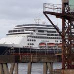 Nicaragua recibe en puerto del Pacífico un crucero con 1.180 turistas