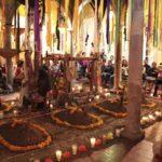 """Panteón tepehuano y ritual """"Correr el alma"""" hoy en el Museo de Culturas Populares"""