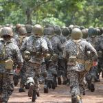 Policía de Nicaragua culmina quinto adiestramiento militar en medio de crisis