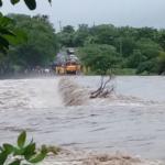 Reportan a un pescador desaparecido en Nicaragua a causa de las lluvias