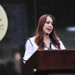 Congreso será respetuoso del  proceso electoral: Sandra Amaya