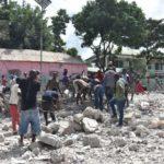 Suben a 12 los muertos y a 188 los heridos por sismo de magnitud 5,9 en Haití