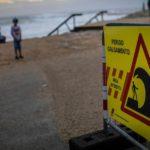 Vuelos cancelados y cortes de luz por impacto de tormenta Leslie en Portugal