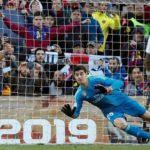 El Barcelona encarrila el clásico (2-0) tras el primer tiempo