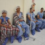 Beneficiadas 138 personas en cirugía extramuros