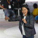 """Keiko Fujimori ha sido víctima de un """"linchamiento público"""", afirma su marido"""