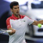 Djokovic consigue arrebatarle número dos a Federer y se lanza a caza de Nadal