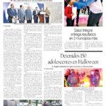 Edición impresa de Contacto hoy del 2 de noviembre del 2018