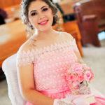 Josselyn Samantha Rivas Páez celebró sus XV Primaveras