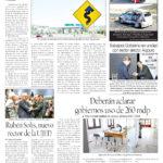 Edición impresa del 25 de noviembre del 2018