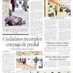 Edición impresa del 28 de noviembre del 2018