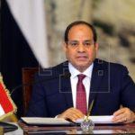 Al Sisi dice que nadie puede desestabilizar Arabia Saudí por caso Khashoggi