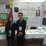 Alumnos del CECyTE J. Guadalupe Aguilera, representan a Durango en la Expo Ciencias Nacional 2018