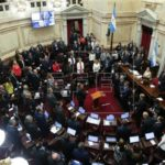 Avanza en el Senado argentino el proyecto de Presupuesto 2019