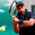 Francia excluye a Paire de la final de la Copa Davis