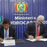 Bolivia y Paraguay acuerdan negociar la construcción de gasoducto binacional
