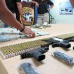 Capturan a una veintena de personas por narcotráfico entre Brasil y Bolivia